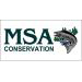 MSA conservation flag